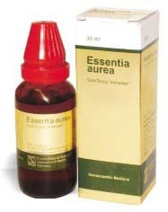 Dr. Willmar's Schwabe German Essentia Aurea Gold Drops – Homeopathic Tonic For Your Heart