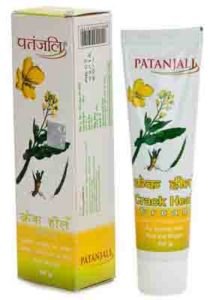 Best Foot Cream For Dry Cracked Feet – Patanjali Crack Heal Cream