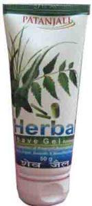 Patanjali Herbal Shave Gel – Natural Shaving Cream