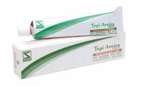 Dr. Willmar Schwabe Topi Arnica Cream For Aches And Pains