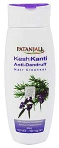 Patnajali Kesh Kanti Anti Dandraff Shampoo – Get Rid Of Dandruff, Prevent Hair Fall