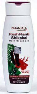 Patanjali Kesh Kanti Shikakai Shampoo – Prevent Hair Fall, Natural Hair Cleanser