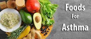 अस्थमा का इलाज करने मे मदद करने वाले खाद्य पदार्थ Foods That Help To Cure Asthma