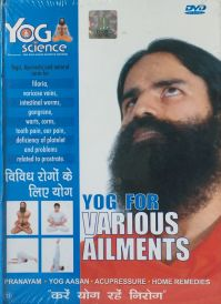 Dvd Yoga For Various Ailments