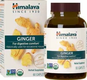Himalaya Ginger – Remedy For Morning Sickness, Treatment Of Nausea